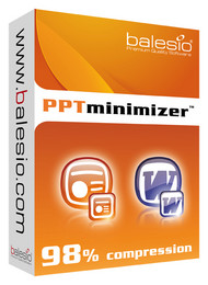 PPTminimizer - Compact Edition screenshot